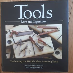 Tools hardcover